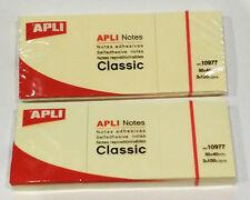 - APLI Notas Adhesivas 6x100