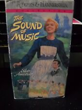 The Sound of Music (VHS, 2-Tape Set, 1990,Silver Anniversary Edition,Remastered)