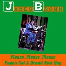 James Brown - Please, Please, Please (NEW CD)