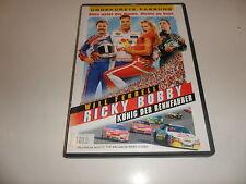 DVD  Ricky Bobby - König der Rennfahrer