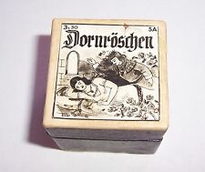 Elgo Rollfilm Dornröschen Diafilm für Pouva Magica !