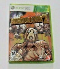 xbox 360 borderlands  2 video game