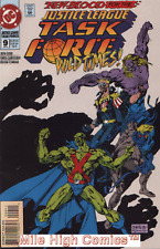 JUSTICE LEAGUE TASK FORCE (1993 Series) #9 Very Fine Comics Book