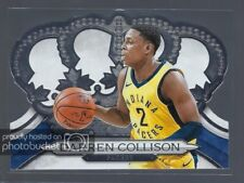 2018-19 Crown Royale Basketball  #180  DARREN COLLISON   PACERS