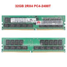 For SK Hynix 32GB 2Rx4 PC4-2400T DDR4-19200R ECC Registered Server Memory RAM
