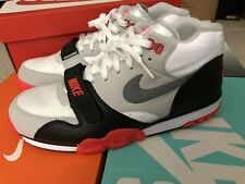 NEW DS 2013 Nike Air Trainer 1 Mid PRM QS size 11 infrared black white cement