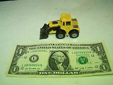 Matchbox / Lesney - Diecast Cat Tractor Shovel  #28 - Loose - 1978