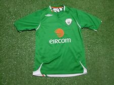 Ireland Football SHIRT S Umbro Eircom 2004 2005 Jersey Ireland Jersey Soccer