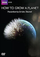 How to Grow a Planet Region 2 - New DVD Iain Stewart Gift Idea - BBC Original