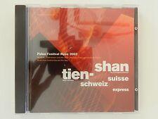 CD Tien Shan Suisse Express Paleo Festival Nyon 2002 Schweiz