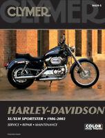 Clymer M429-5 1986-2003 H-D XL/XLH Sportster Maintenance Service Repair Manual