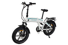 E-Bike Folding Bike Fat Tyre 250W 48V, 11.6Ah 557Wh Puncture proof Tyres
