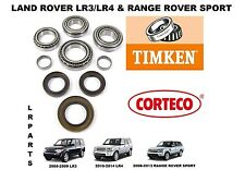 LAND ROVER LR3 LR4 RANGE ROVER SPORT REAR DIFFERENTIAL BEARING KIT NON-LOCKER