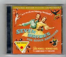 (IR954) Seven Brides For Seven Brothers, Soundtrack - 1996 CD