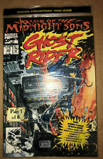 Ghost Rider #28 Rise of the MIdnight Sons part 1 Sealed Marve