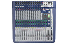 Soundcraft by Harman Signature 16, 16 Channel Mixer,Compact analogue mixing, NEW