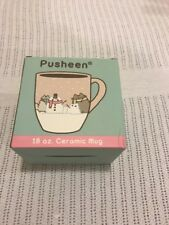 Pusheen Cat 2017 Winter Holiday Exclusive Individual Box Only (Mug Not Included)