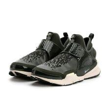 Nike Sock Dart Mid / SI Stone Island UK 8 EUR 42.5  Sequoia Orewood 910090 300