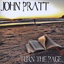 John Pratt-Turn The Page CD NEW