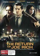 The Return Of Joe Rich (DVD, 2013)