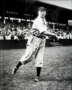 1902 Cy Young Boston Americans Pitching 8x10 Archival Photo