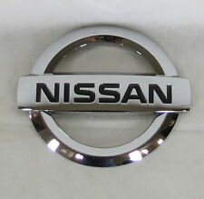NISSAN ROGUE TRUNK EMBLEM 08-13 BACK HATCH OEM CHROME BADGE sign symbol logo