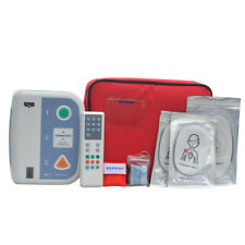 1pc XFT-120C AED Trainer Automated External Defibrillator In English & Spanish