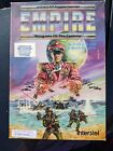 Empire War Game Of The Century Interstel Ibm Computer Game With Box & Inserts Pc