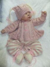 IO credo * * in * ANGELI Dawn'S ANGEL 3 Pce Set Rosa per un neonato/RINATO Baby