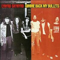 Lynyrd Skynyrd Gimme Back My Bullets 2 Extra Tracks Remastered CD NEW