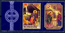 2007 Christmas,Navidad,Noel,We ihnachten,Lord Birth,Romania,Mi.6246,Zf/ Tab/R,Mnh