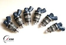6 NEW DENSO 800cc FUEL INJECTORS TOYOTA SUPRA JZA70 1JZGTE 1JZ SIDE FEED low imp