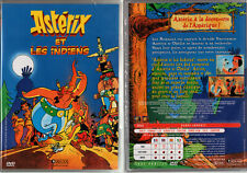 DVD - ASTERIX ET LES INDIENS - Gerhard Hahn - NEUF