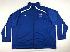 NEW Nike Central Connecticut Blue Devils - Men's Blue Jacket (Multiple Sizes)