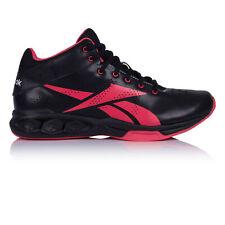 Reebok Mujer HexRide Intensity Mid Entrenar Gimnasio Zapatos Negro Zapatillas