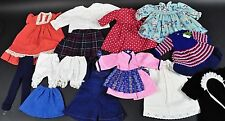Puppenmode Kleid Vintage Doll Clothes Puppen 30-35  Puppenkleidung bambola 11EO