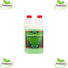 Canna Flush 250ml Removes Excess Nutrients From Any Growing Media