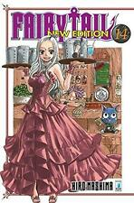 FAIRY TAIL 14 NEW EDITION COSTA BIANCA - MANGA STAR COMICS ITALIANO - NUOVO