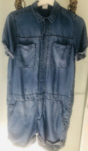 H&M Sommer Jeans Overall Gr. 36