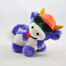 Milka Kuh - Stofftier - Kuscheltier - Plüschtier mit Schlüsselanhänger - Kuh'l