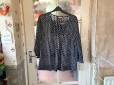 Agenda Ladies Geometric Tunic Size 16, Brand New Without Tags, Stunning.