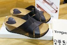 Sandales bloc LES TROPEZIENNES modèle. PYLA noir 36 neuves