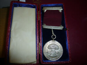 SILVER LONG SERVICE MEDAL