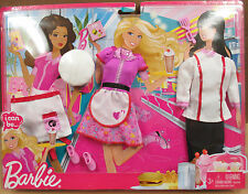 2011 Barbie Fashion Giftset I Can Be.Nrfb