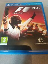 F1 2011 PAL ESPAÑA - PS VITA