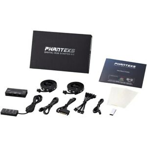 PHANTEKS DIGITAL RGB 30 LED strips STARTER KIT CONTROLLER PC CASE PH-DRGB_SKT