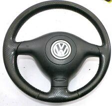 VW Golf 4 Bora Lenkrad gelocht 3 Speichen