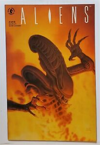 Aliens (Vol. 2) #4 (May 1990, Dark Horse) VF/NM