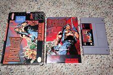 Blackthorne (Super Nintendo Entertainment System SNES, 1994) Complete GOOD A