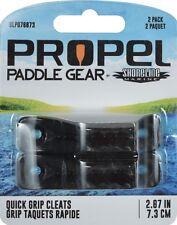 SLPG76673 Shoreline Marine Propel Paddle Gear Kayak CLEAT QUICK GRIP 2 PACK  294